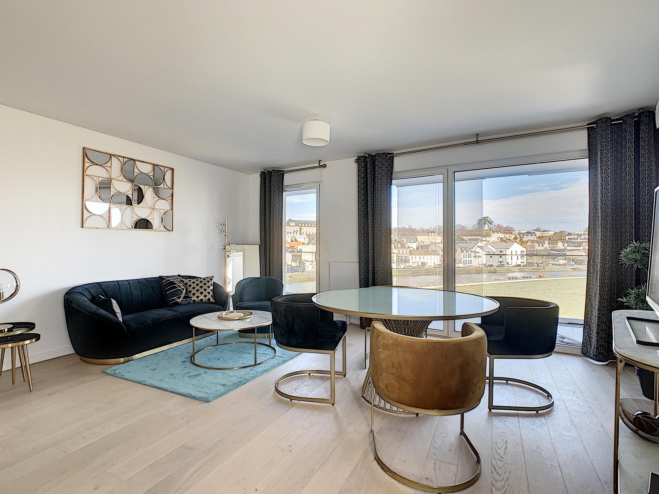 Programme immobilier caen appartement neuf presqu'ile