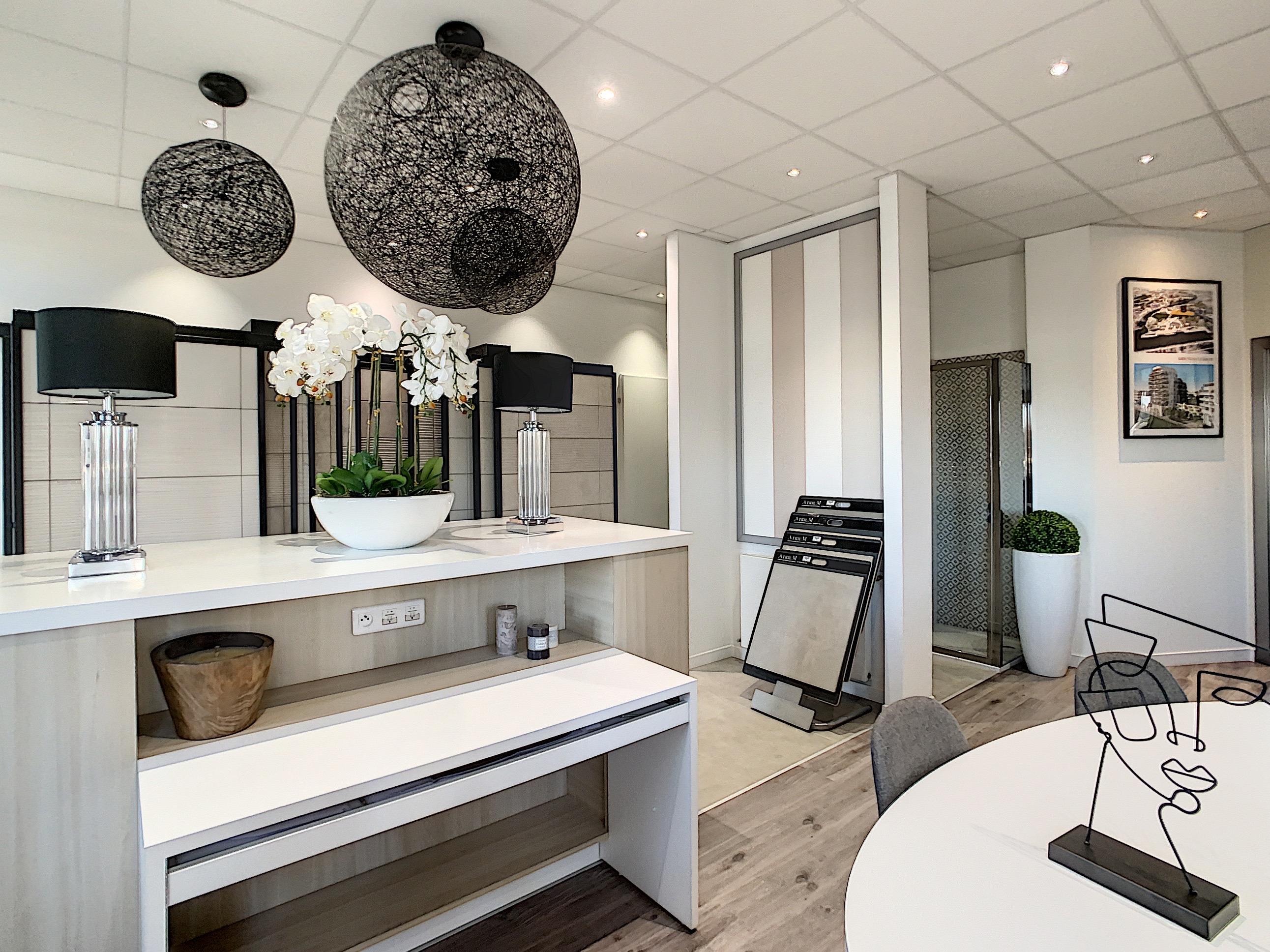 Aménagez votre appartement neuf grâce au showroom