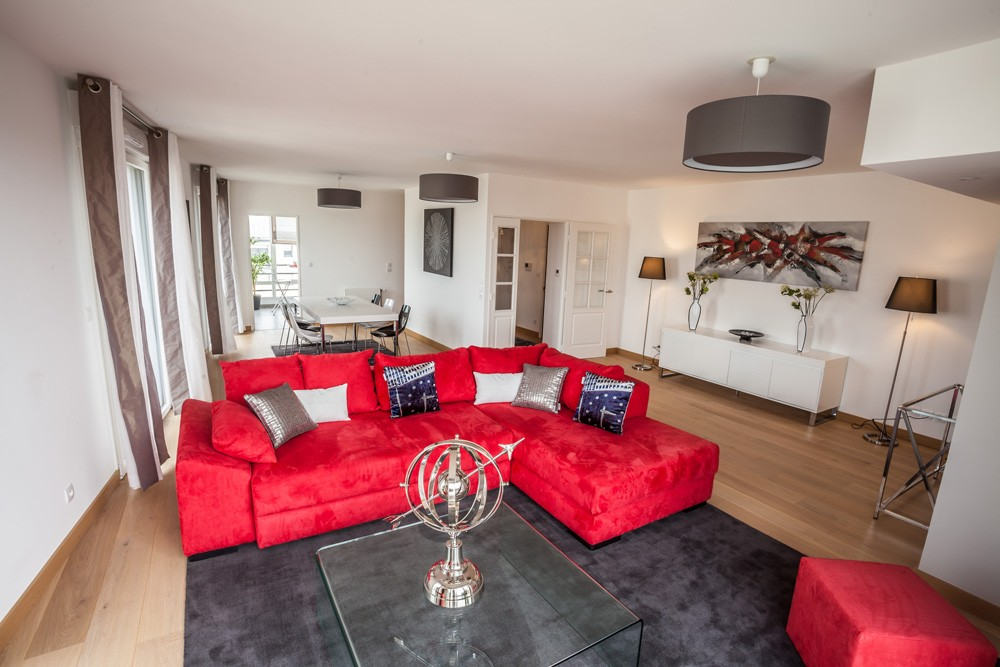 appartement decore residence le Wagram Caen