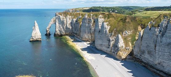 Immobilier en Normandie : la vague d'achat à la mer et à la campagne