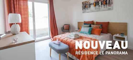 Visitez l'appartement décoré du Panorama à Rouen