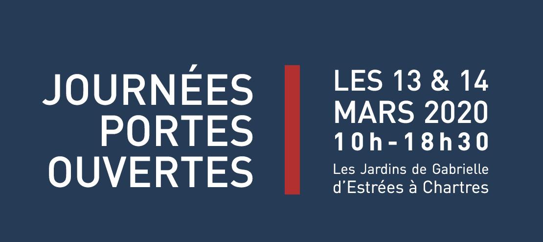 Journées Portes Ouvertes à Chartres les 13 et 14 mars 2020