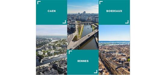WEBINAIRE : Caen, Rennes, Bordeaux : où investir ?