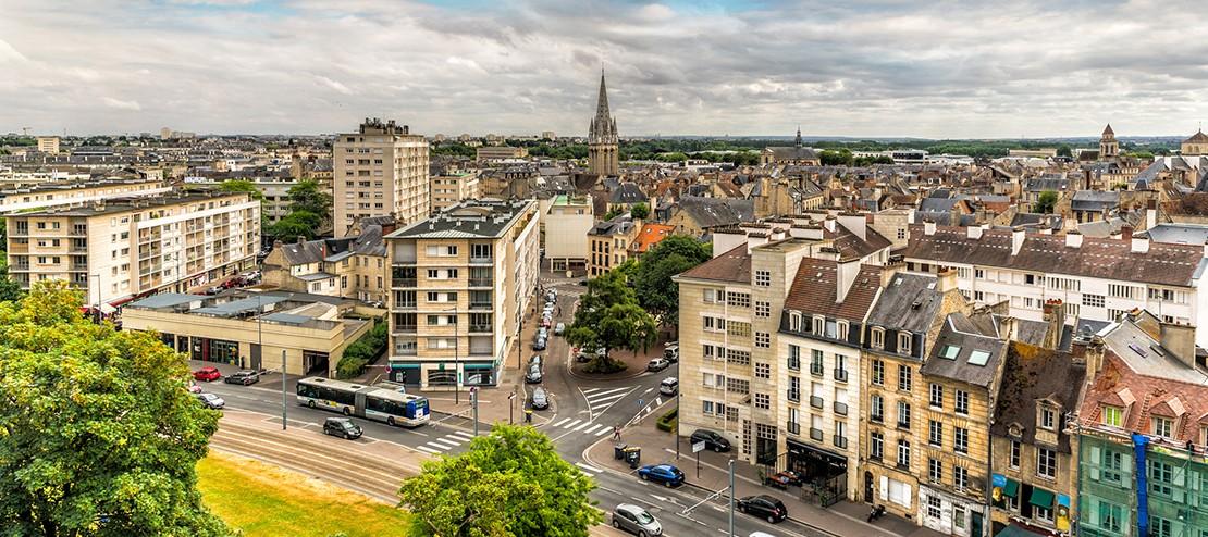 Caen : les quartiers qui ont la cote