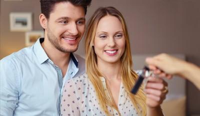 Remise des clés, achat immobilier neuf